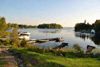 Fishing and boating in the Rideau Lakes