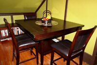 ***reduced***PUB STYLE DINING SET!