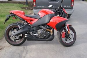 BUELL 1125 CR FOR SALE- GREAT CONDITION