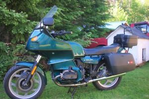 Reduced: Now $3000 1992 BMW R100RT