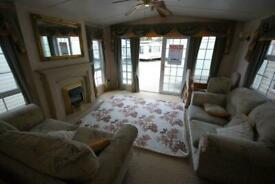 Static Caravan For Sale Off Site 2 Bedroom Cosalt Monaco Deluxe 38FTx13FT Two