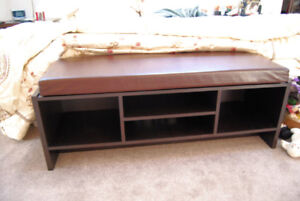 Bench for foyer or end of bed