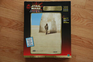 RARE collectible Star Wars Episode 1 300 pc Jigsaw NEW Anakin