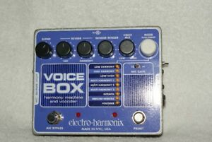 voice box just like new