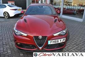 2016 Alfa Romeo Giulia V6 BITURBO QUADRIFOGLIO ** THE AWARD WINNING NEW GIULIA *