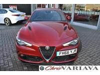 2016 Alfa Romeo Giulia V6 BITURBO QUADRIFOGLIO ** THE AWARD WINNING NEW GIULIA *