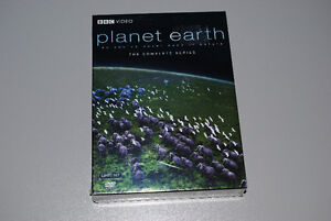 Planet Earth The Complete Set BBC Video DVD Brand New Sealed Cambridge Kitchener Area image 1