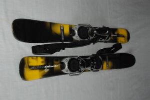 ski et botte