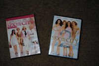 Sex and the City Movies, Season 1, 2 and 6 (Part 2) on DVD