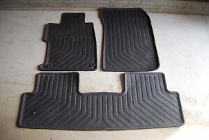All Season Rubber Floor Mat for Honda Civic (Original)