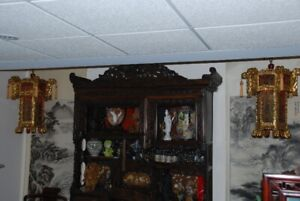 Chinese Antique Hanging Lamps (2)