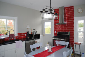 Fully Furnished House - INCLUDES ALL UTILITIES - Mahone Bay