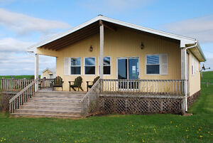 Chayter Beach House at fantastic Cousins Shore in PEI