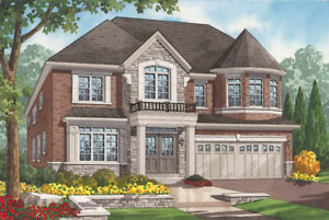 Brand New FREEHOLD TOWNHOMES & DETACHED for sale in Rockwood, ON