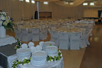 Chair Cover Rental  - $2 with or without sash