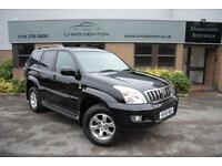 2006 TOYOTA LAND CRUISER 3.0 D-4D 201BHP AUTO INVINCIBLE, FULL TOYOTA HISTORY