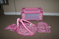 Graco Doll's Play Pen plus Accessories