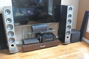MINT Condition Polk Audio RTI12 Floorstanding Loudspeaker -Pair