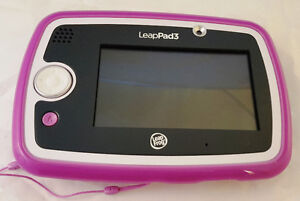 LeapFrog LeapPad3 Kids' Learning Tablet with Wi-Fi Pink