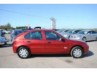 2006 (55) ROVER 25 1.6 SI 5 DOOR HATCHBACK RED MANUAL PETROL 108 BHP
