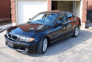 2004 BMW 330i M Pack - ONLY 145K! MINT! SAFETY ETEST INCLUDED!