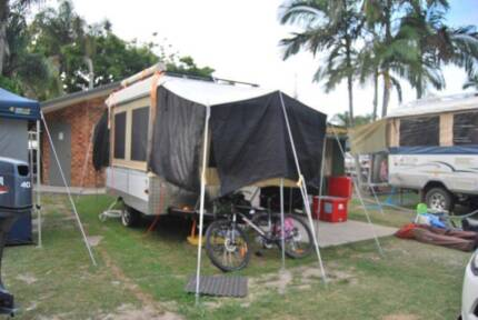 Camper Van Burleigh Waters Gold Coast South Preview