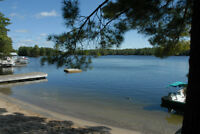 LAST MINUTE SPECIALS ...  in Lakefront Cottages in Kawarthas