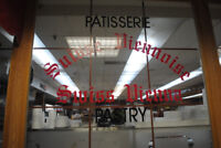 Bakery Counter-person