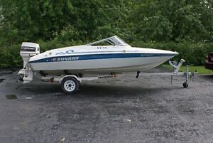 Sunray XL 16 Bowrider - Price just reduced for quick sale