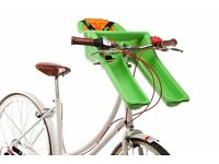 Ibert Bike Seat -= Front mounted.