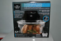 Super Wave Oven - Brand new, never opened!
