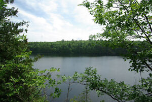 Waterfront Property - 15.5 acres, Salmon Lake, S of Parry Sound