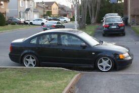 Brock B1 deep dish alloy wheels, 5x112, Vw Audi Mercedes slammed stance RARE