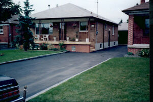 EARLY BIRD SALE SCARBOROUGH ASPHALT SINGLE DRIVEWAY FROM $1490