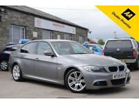 2009 E90 BMW 3 SERIES 2.0 318I M SPORT 4 DOOR SALOON GREY MANUAL PETROL 141 BHP