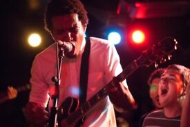 2 x Benjamin Booker tickets for TONIGHT at Student Central, London