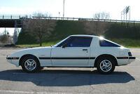 1983 Mazda RX7 w/ S5 engine swap (fuel injection)