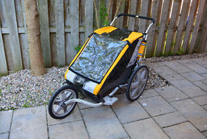 Stroller Chariot Cheetah double – poussette Chariot