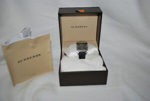 Burberry Heritage Gents Collection BU1552 Watch