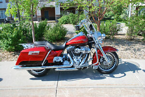 Blinged out 2013 Touring Road King