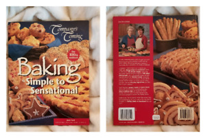 Cook books . They are large books all sold separately