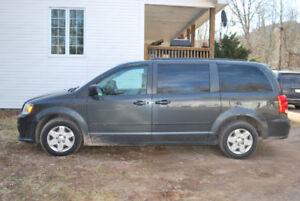 2011 Dodge Grand Caravan Stow & Go