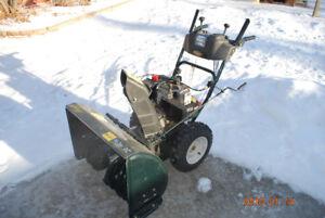 "For Sale: Yardworks 10.5 HP 30"" Snowblower"