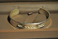 Cuff Bangle Bracelet 1997 TIFFANY