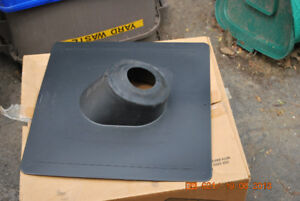 3 inch roof vent flanges