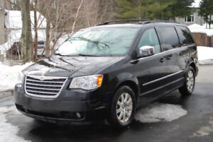 vanne Chrysler Town & Country