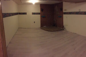 BASEMENT APARTMENT AVAILABLE FOR SINGLE PERSON T0 RENT