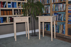 Shaker Style Bedside Table