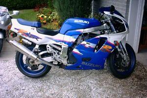 Suzuki GSX-R 750   1994