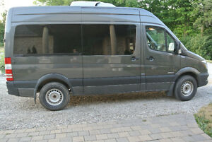 2014 Mercedes-Benz Sprinter Van Minivan with Handicap Lift